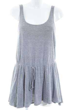American Apparel Jersey Dress grey flecked casual look