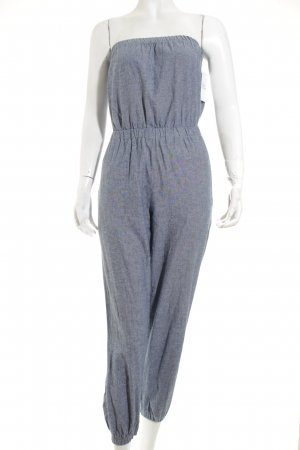 American Apparel Jumpsuit azuur casual uitstraling