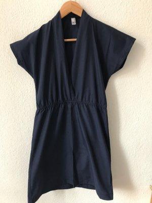 American Apparel Robe bleu foncé