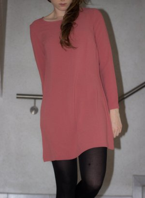 American Apparel Kleid in Lachsfarben Gr. S