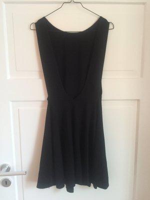 American Apparel Kleid Schwarz Cut Out Cutout NEU mit Etikett