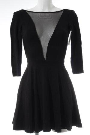 American Apparel Longsleeve Dress black elegant