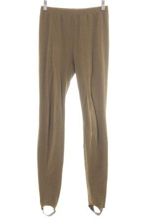 American Apparel Leggings bronzefarben Casual-Look
