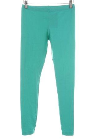 American Apparel Leggings turquoise extravagant style