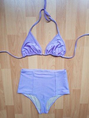 American Apparel Lila Violett Bikini