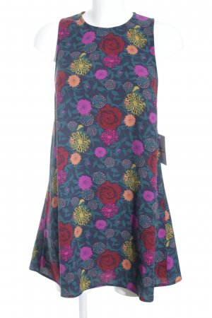 American Apparel Blouse longue motif de fleur style campagnard