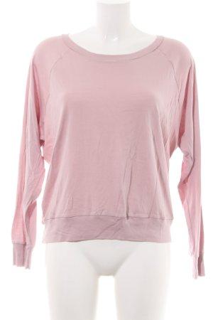 American Apparel Longsleeve pink Casual-Look