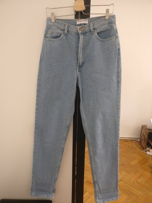 American Apparel Mom Jeans High Waisted