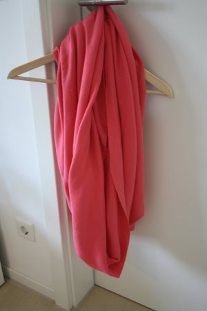 American Apparel Tube Scarf raspberry-red