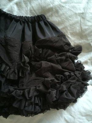 American Apparel Rock schwarz Tutu Petticoat