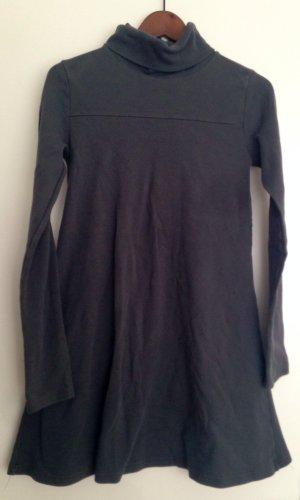 American Apparel Rollkragen-Kleid In A-Linie, babydoll und preppy