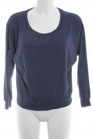 American Apparel Crewneck Sweater blue casual look