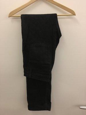 American Apparel schwarze Jeans The slim slack 28