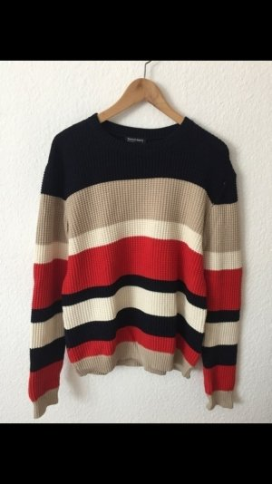 American Apparel Seed Stitch Fisherman's Pullover