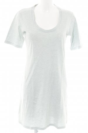 American Apparel Robe t-shirt blanc style simple