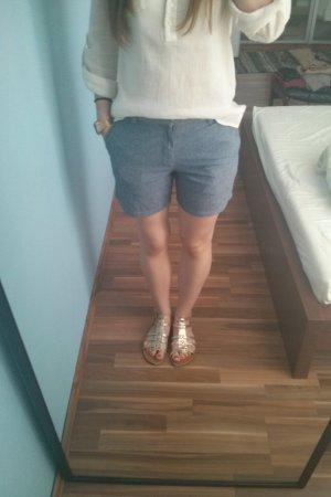 American Apparel Shorts Bermuda Chambray kurze Hose Unisex