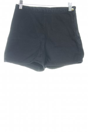 American Apparel Shorts schwarz Casual-Look