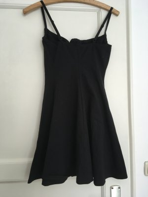 American Apparel skater bustier underwire dress Kleid M L 38