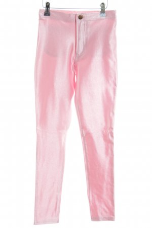 American Apparel Skinny jeans roze casual uitstraling