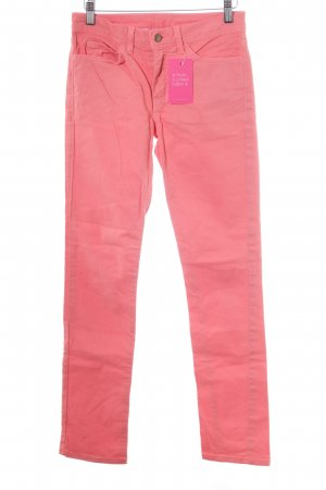 American Apparel Skinny Jeans lachs Casual-Look
