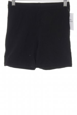American Apparel Sport Shorts black casual look