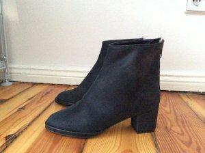 American Apparel Stiefeletten ankle boots booties schwarz 36