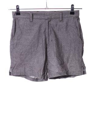 American Apparel Pantalone jersey grigio chiaro puntinato stile casual