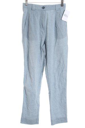 American Apparel Stoffhose blassblau schlichter Stil