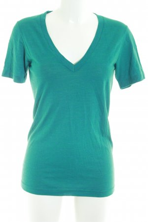 American Apparel T-Shirt kadettblau Casual-Look