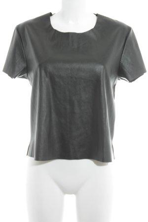 American Apparel T-Shirt schwarz minimalistischer Stil
