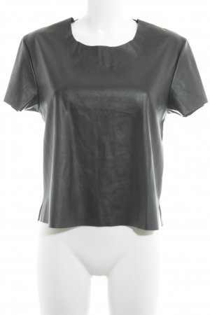 American Apparel T-shirt noir style minimaliste
