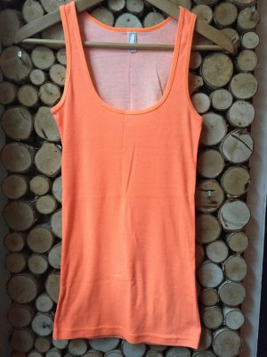 American Apparel Tanktop in Orange