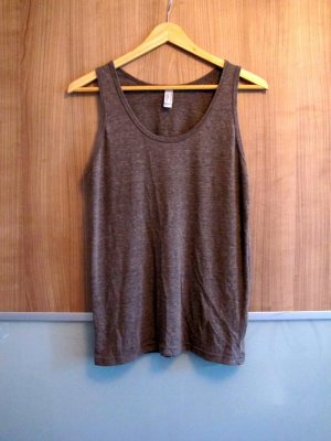 American Apparel Tank Top multicolored cotton