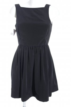 American Apparel Trägerkleid schwarz