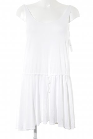 American Apparel Pinafore dress white casual look