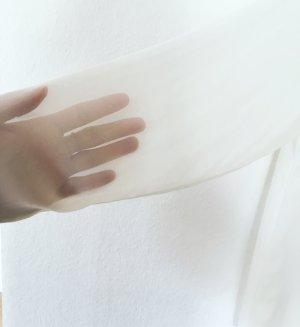 American Apparel transparente Bluse