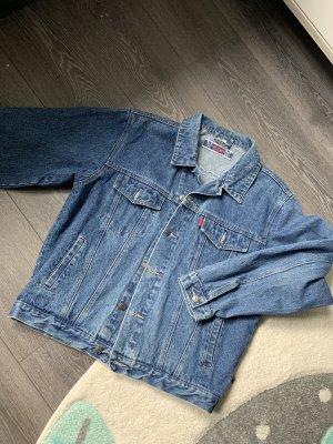American Eagle Outfitters Giacca denim blu