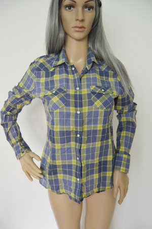 American Eagle Outfitters Blouse staalblauw