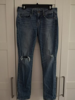 American Eagle Jeans im used-Look