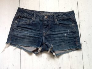 American Eagle Outfitters Denim Shorts blue