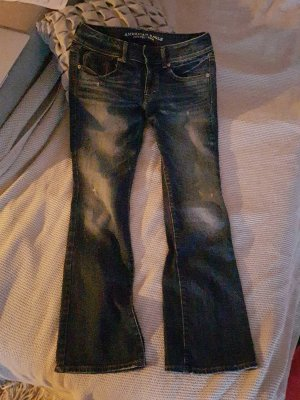 American Eagle Kick Boot Stretch Jeans, NEU, Gr. 6