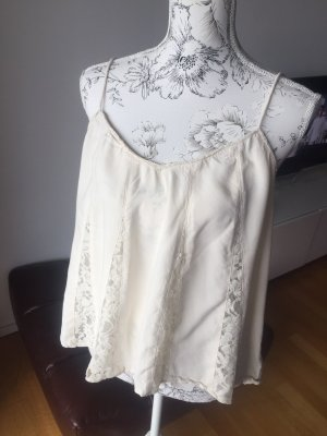 American Eagle Outfiters Top Creme Gr XL