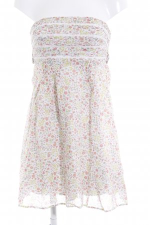 American Eagle Outfitters Bandeaukleid Blumenmuster Romantik-Look