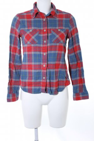 American Eagle Outfitters Flanellhemd Karomuster Casual-Look