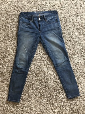 American Eagle Outfitters Jeans elasticizzati blu