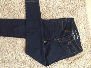 American Eagle Outfitters Jeans dunkelblau Jeggins XS