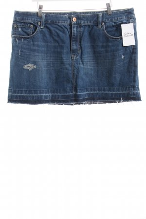 American Eagle Outfitters Jeansrock blau Casual-Look