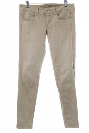 American Eagle Outfitters Jeggings beige Casual-Look