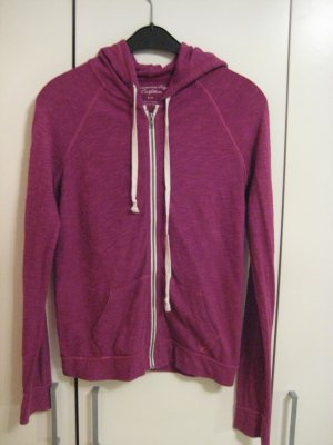 American Eagle Outfitters Hoody magenta-raspberry-red