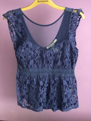 American Eagle Outfitters Top donkerblauw